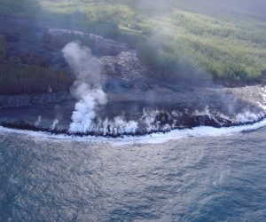 5_UR_Anchor project 3.4 Recent lava at sea level (D. Strasberg)